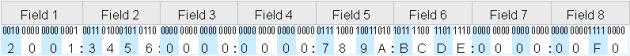 IPv6 Binary-Hex